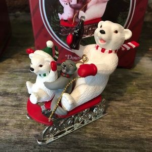 "Hallmark Holiday - Hallmark ""Santa's Polar Friend"" 1997 MIB"